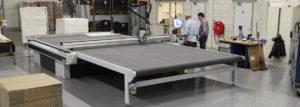 geavancaarde machines snijden rubber in elk formaat